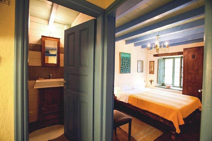 Εφιποι Πινακατες Πηλιο Ξενωνες Μπλε Δωματιο